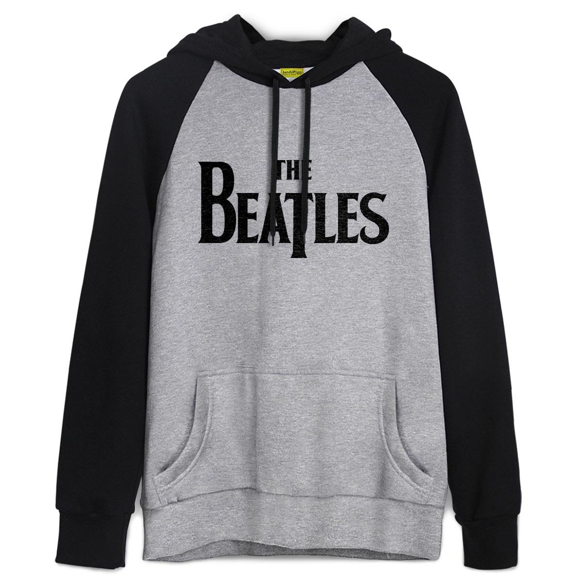 Moletom Raglan The Beatles Logo