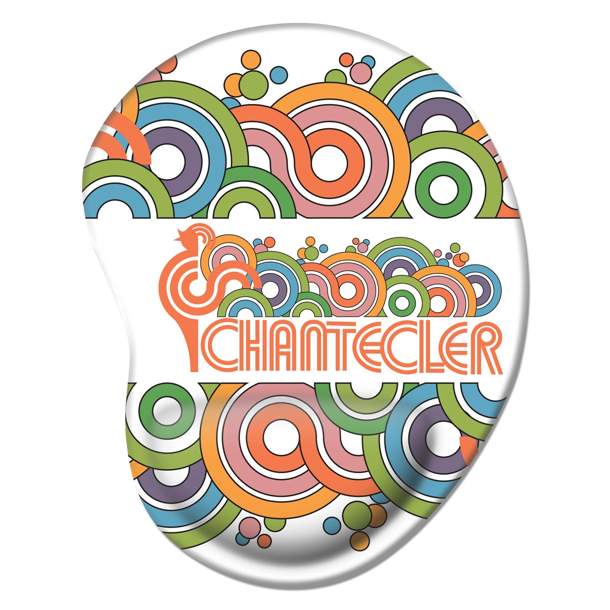 Mousepad Chantecler 3