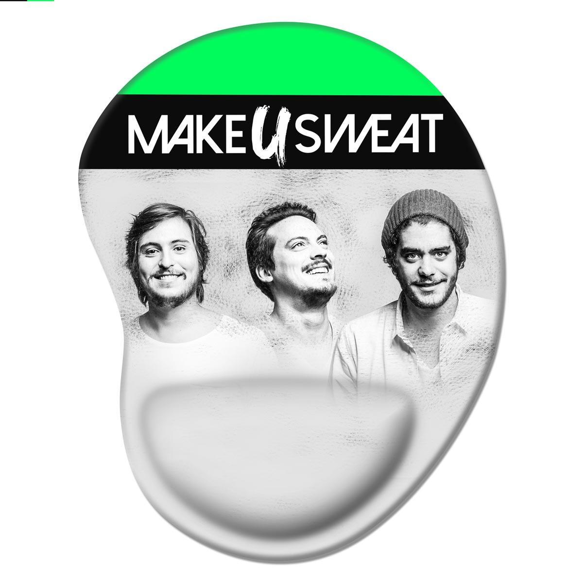 Mousepad Make U Sweat Trio