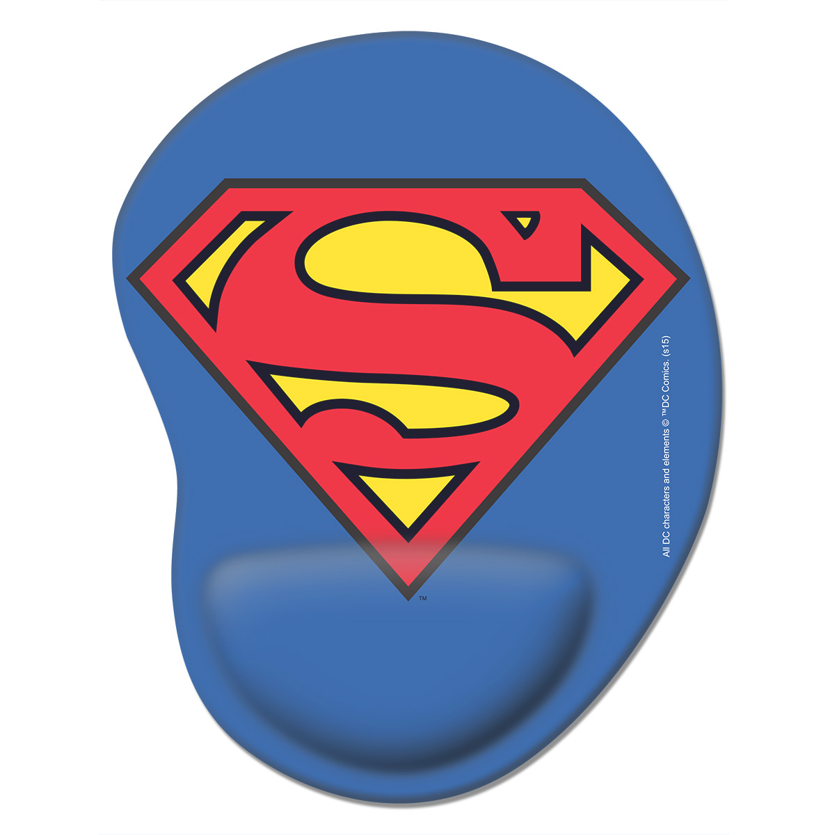 Mousepad Superman Logo Oficial