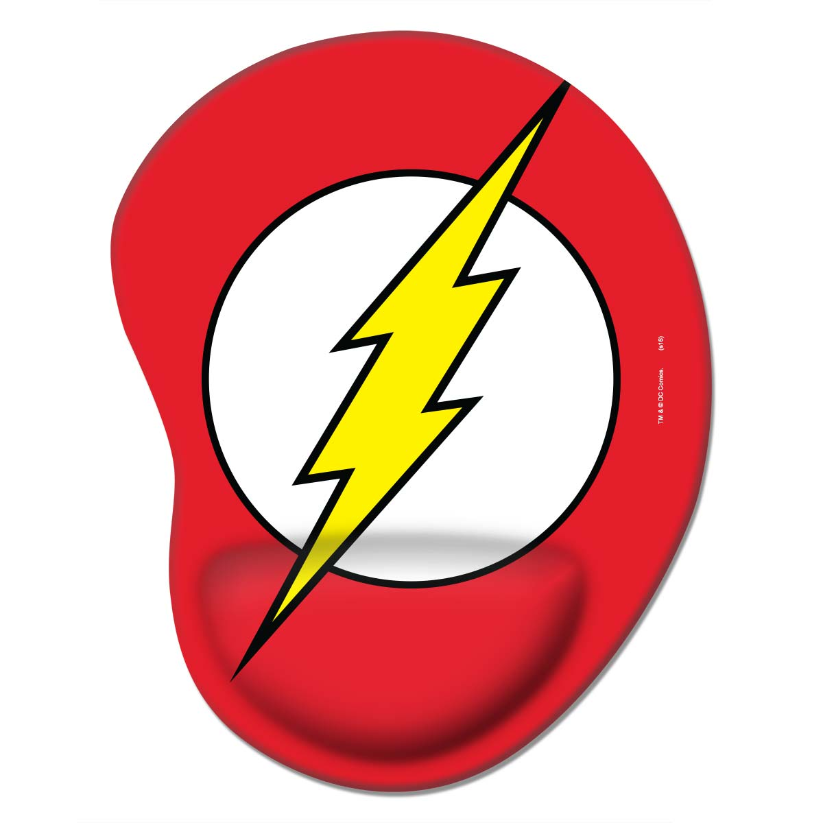 Mousepad The Flash Logo