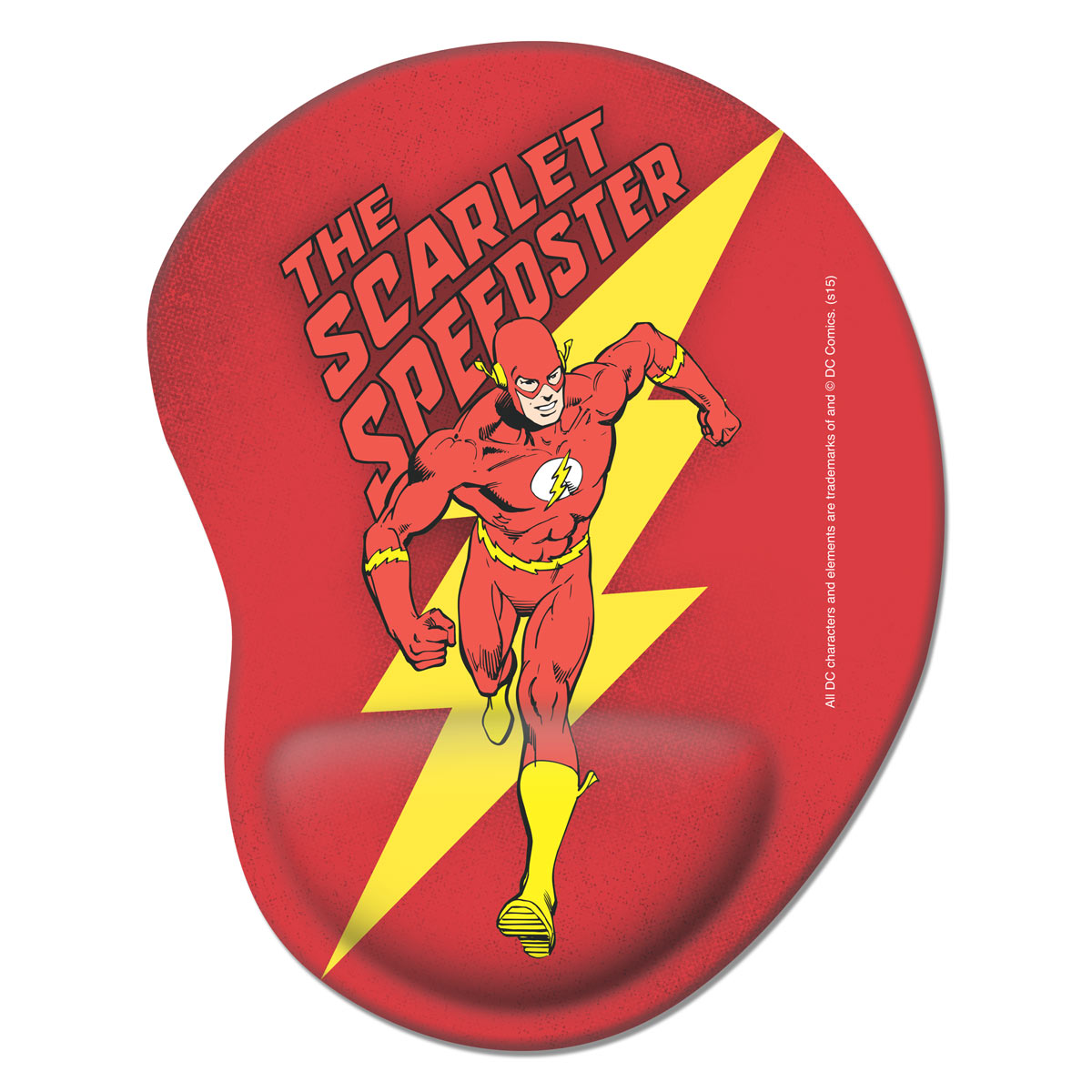 Mousepad The Flash The Scarlet