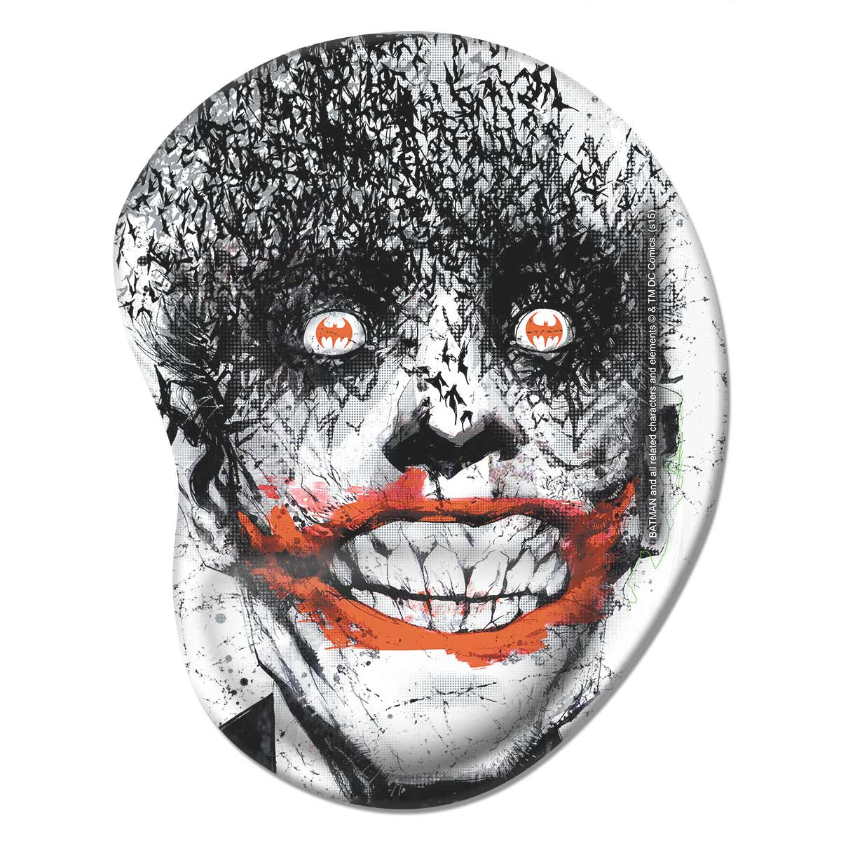 Mousepad The Joker Happy Bats