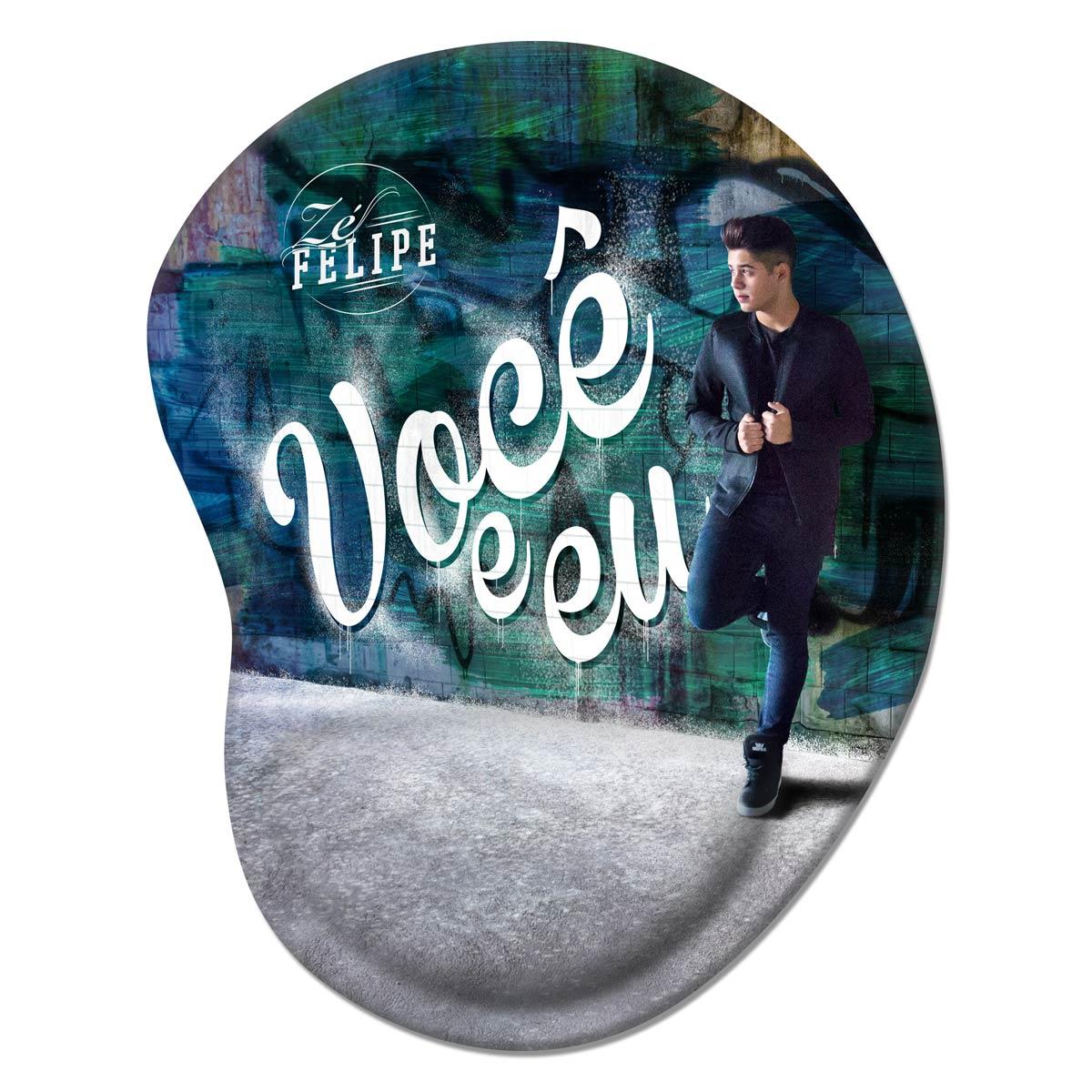 Mousepad Zé Felipe Você e Eu