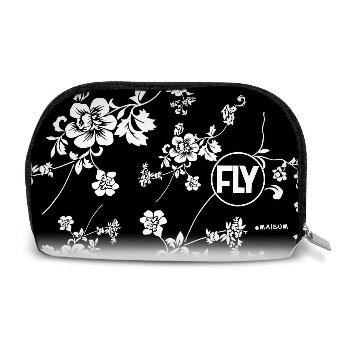 Necessaire Banda Fly Flowers