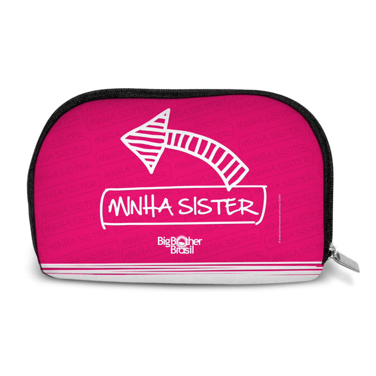 Necessaire Big Brother Brasil 15 Minha Sister