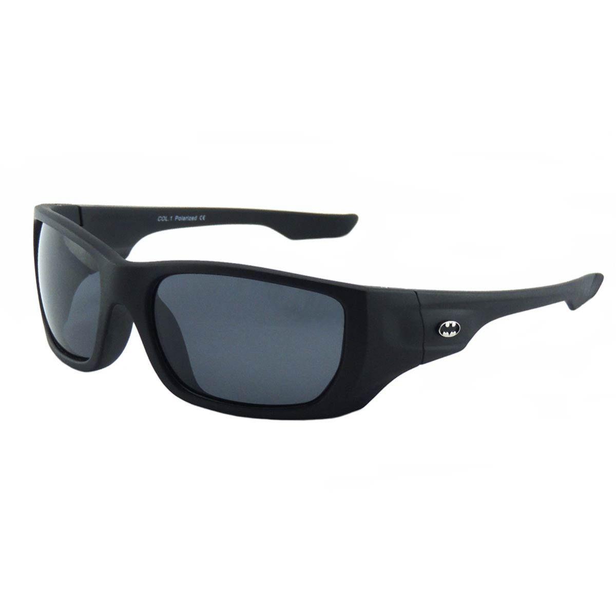 Óculos de Sol Adulto Batman Esportivo Preto