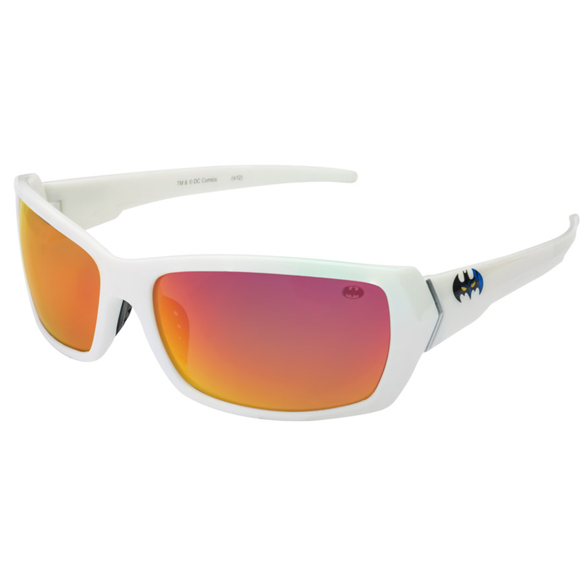Óculos de Sol Batman Infantil Branco