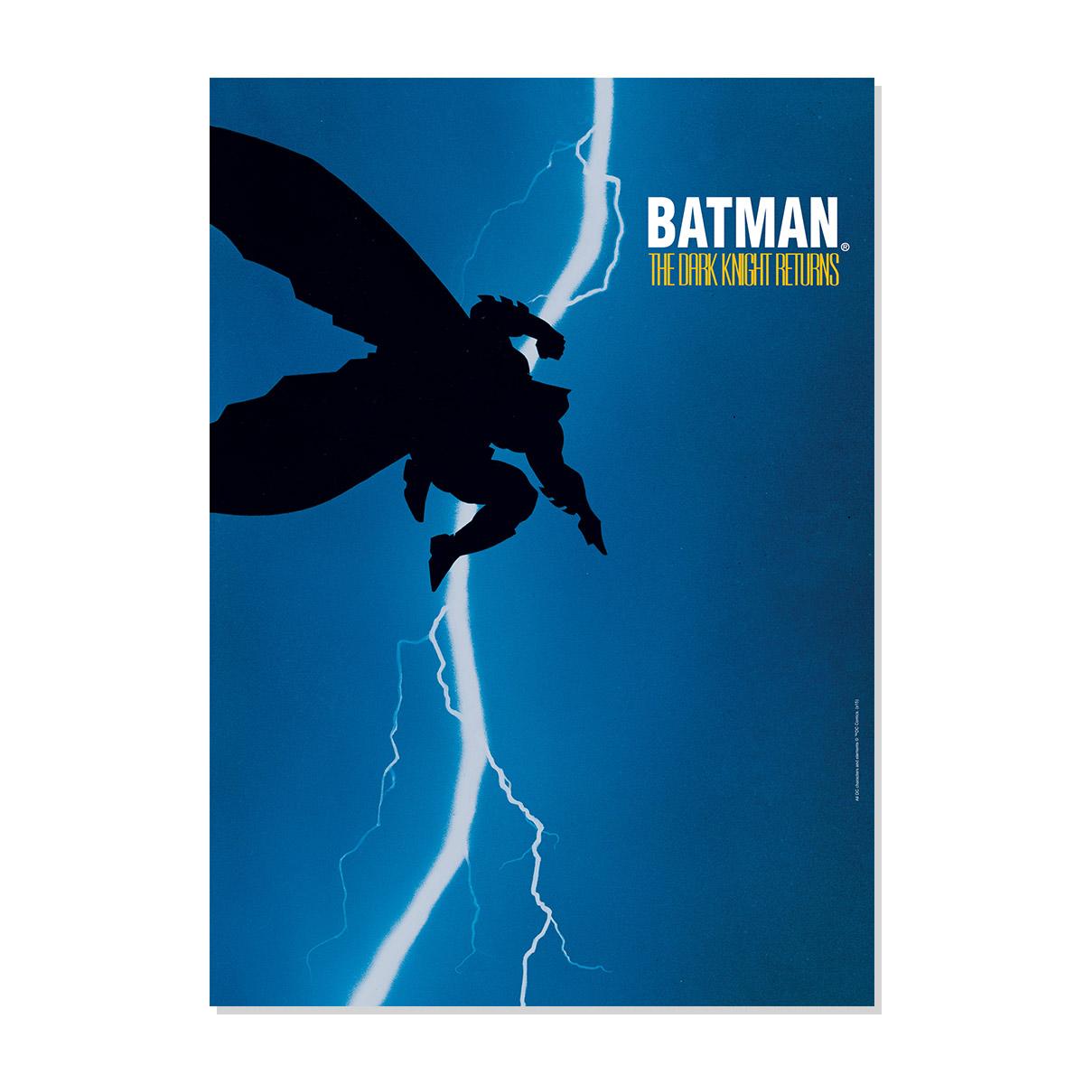 Pôster Batman Frank Miller
