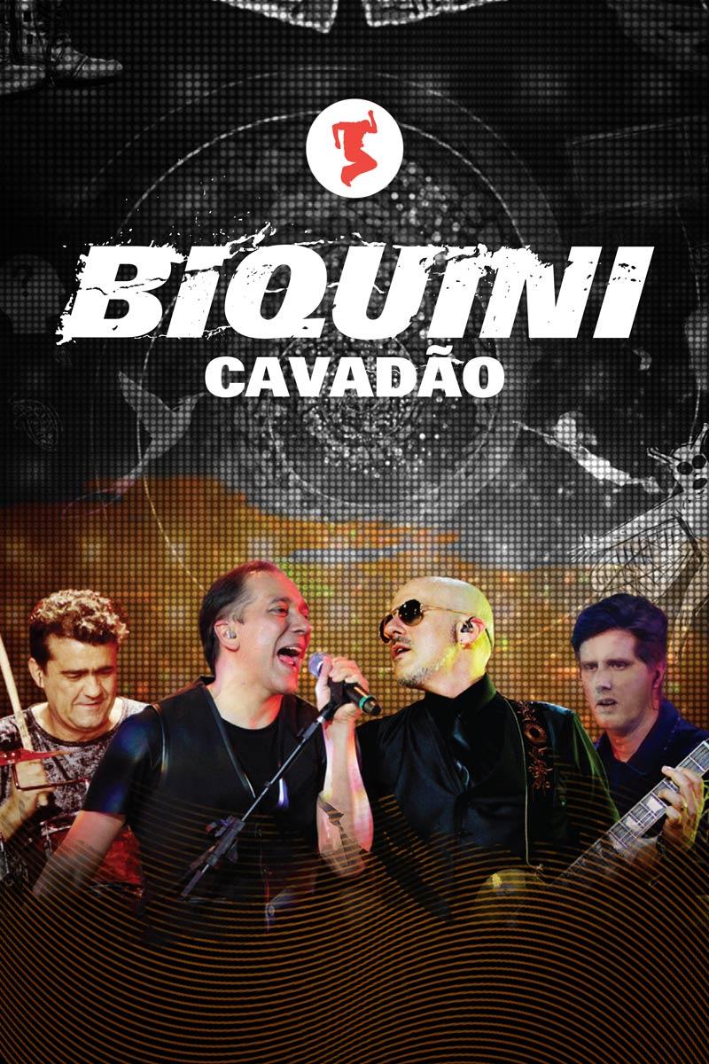 Pôster Biquini Cavadão Capa
