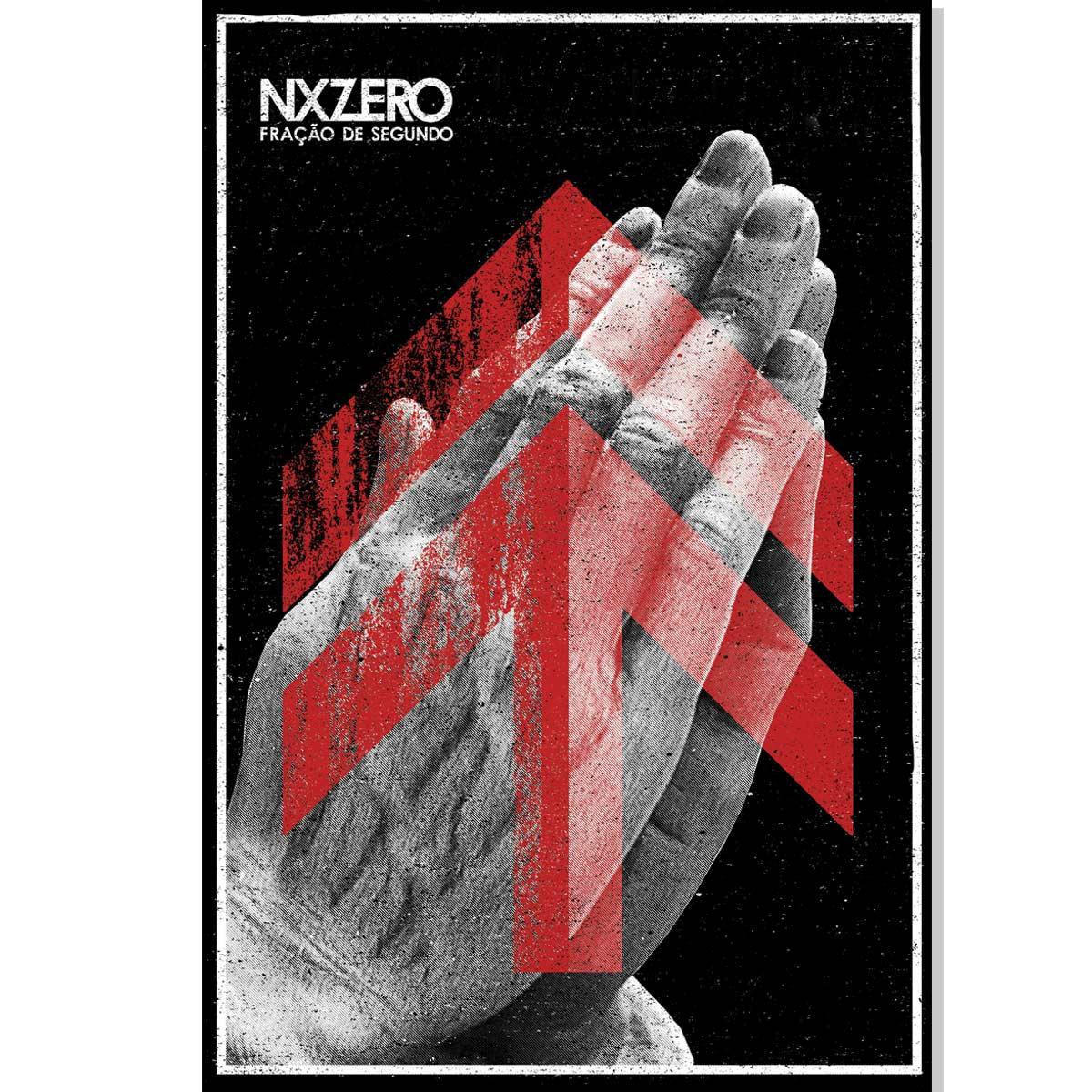 Poster NXZero Fração de Segundo