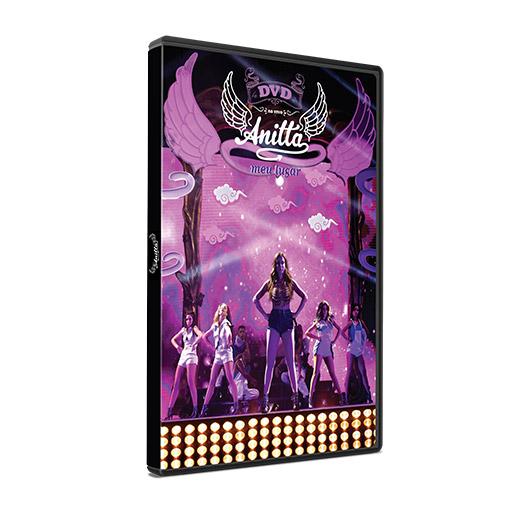 DVD Anitta Meu Lugar