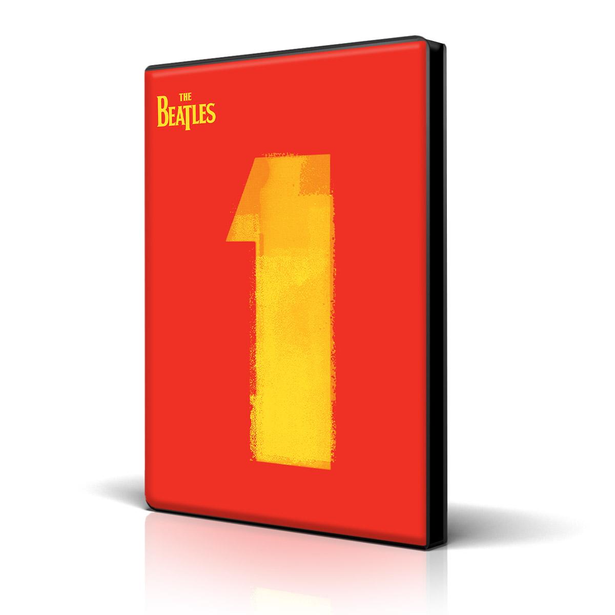 DVD The Beatles ´1'