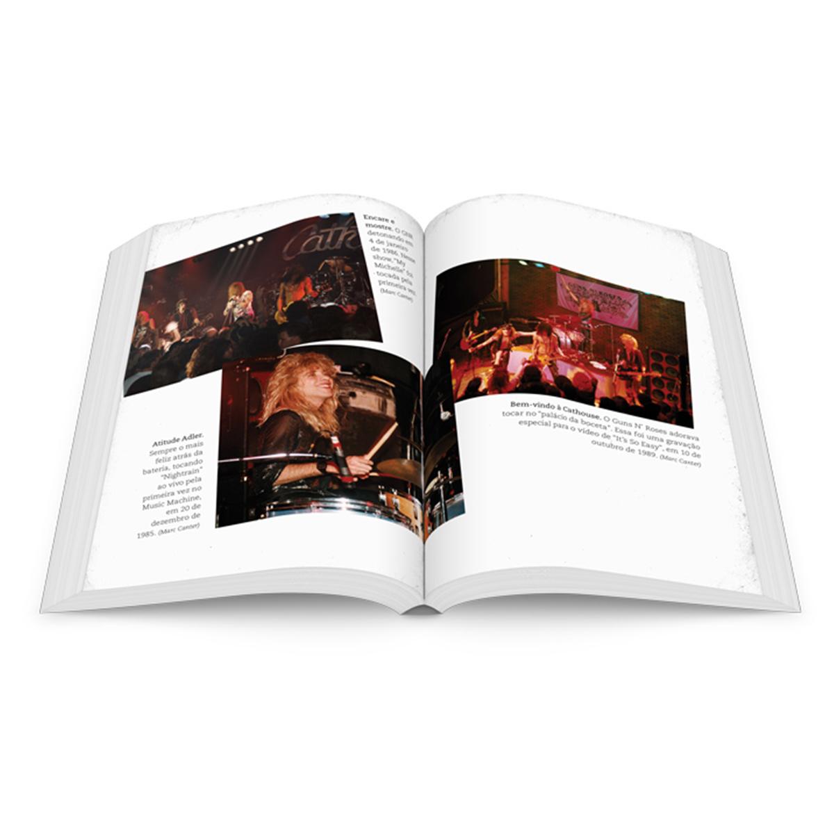 Livro Meu Apetite Por Destruição: Sexo, Drogas e Guns N´ Roses
