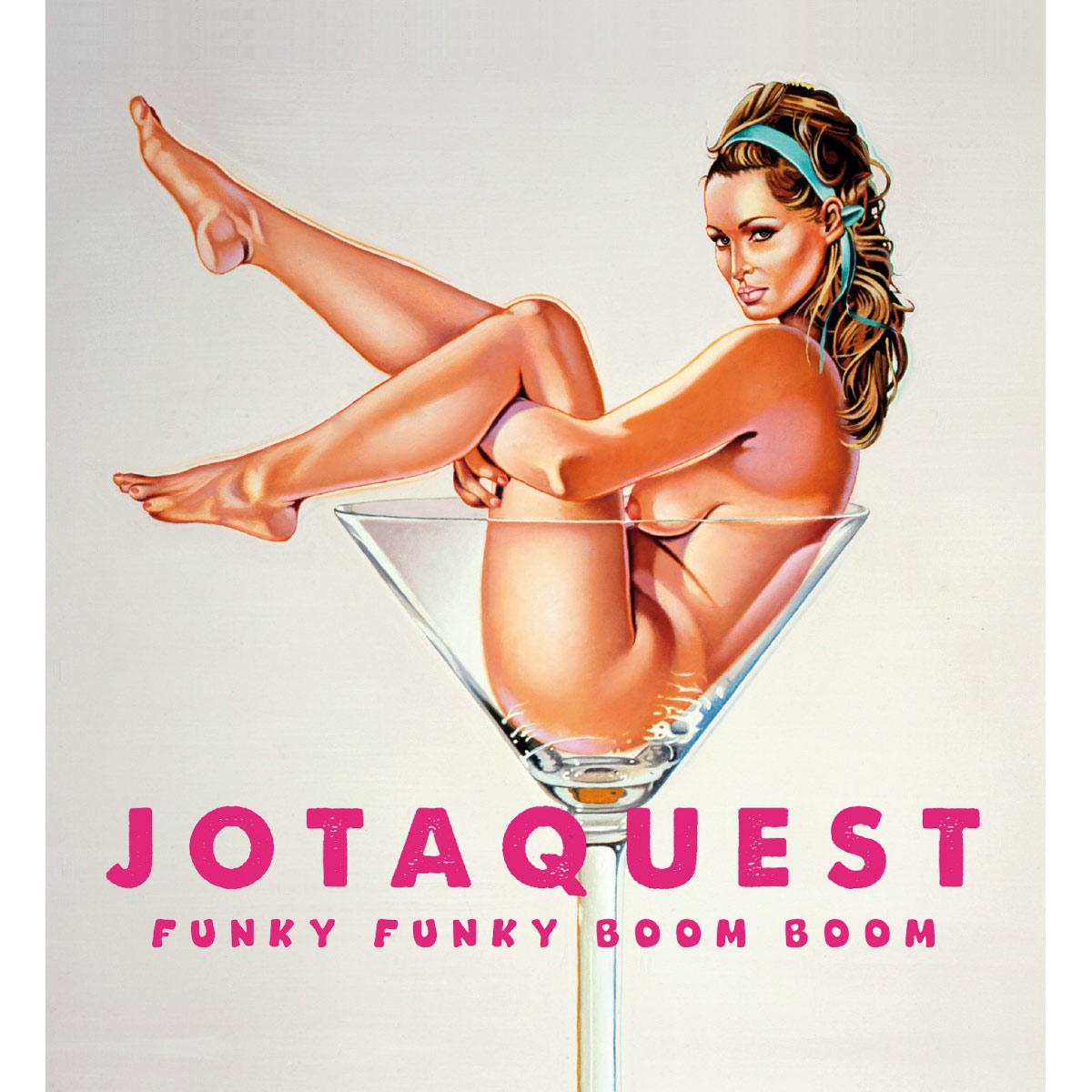 LP Duplo Jota Quest Funky Funky Boom Boom