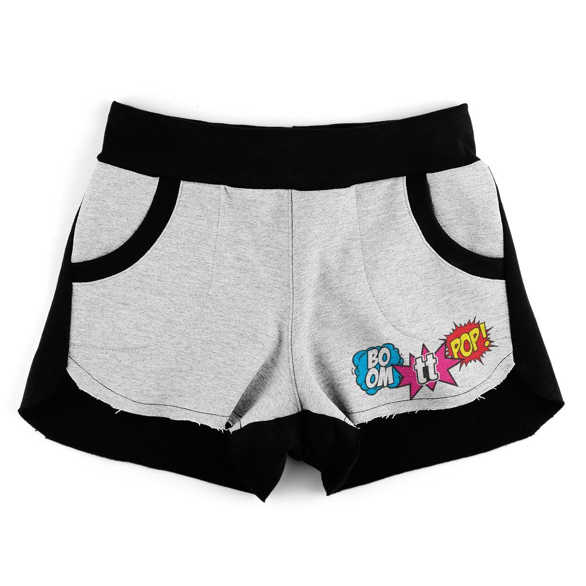 Shorts de Moletom TodaTeen POP!