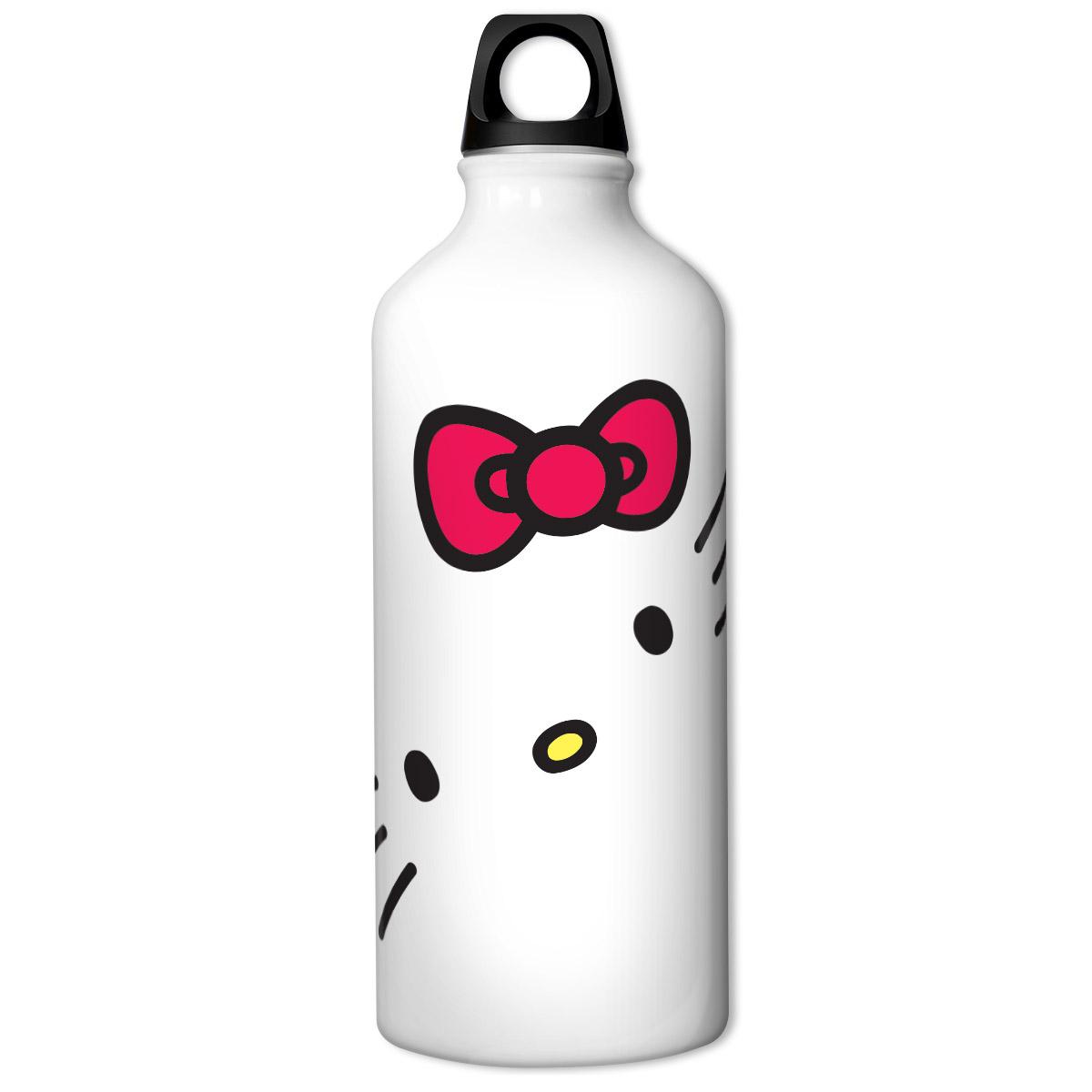 Squeeze Hello Kitty White