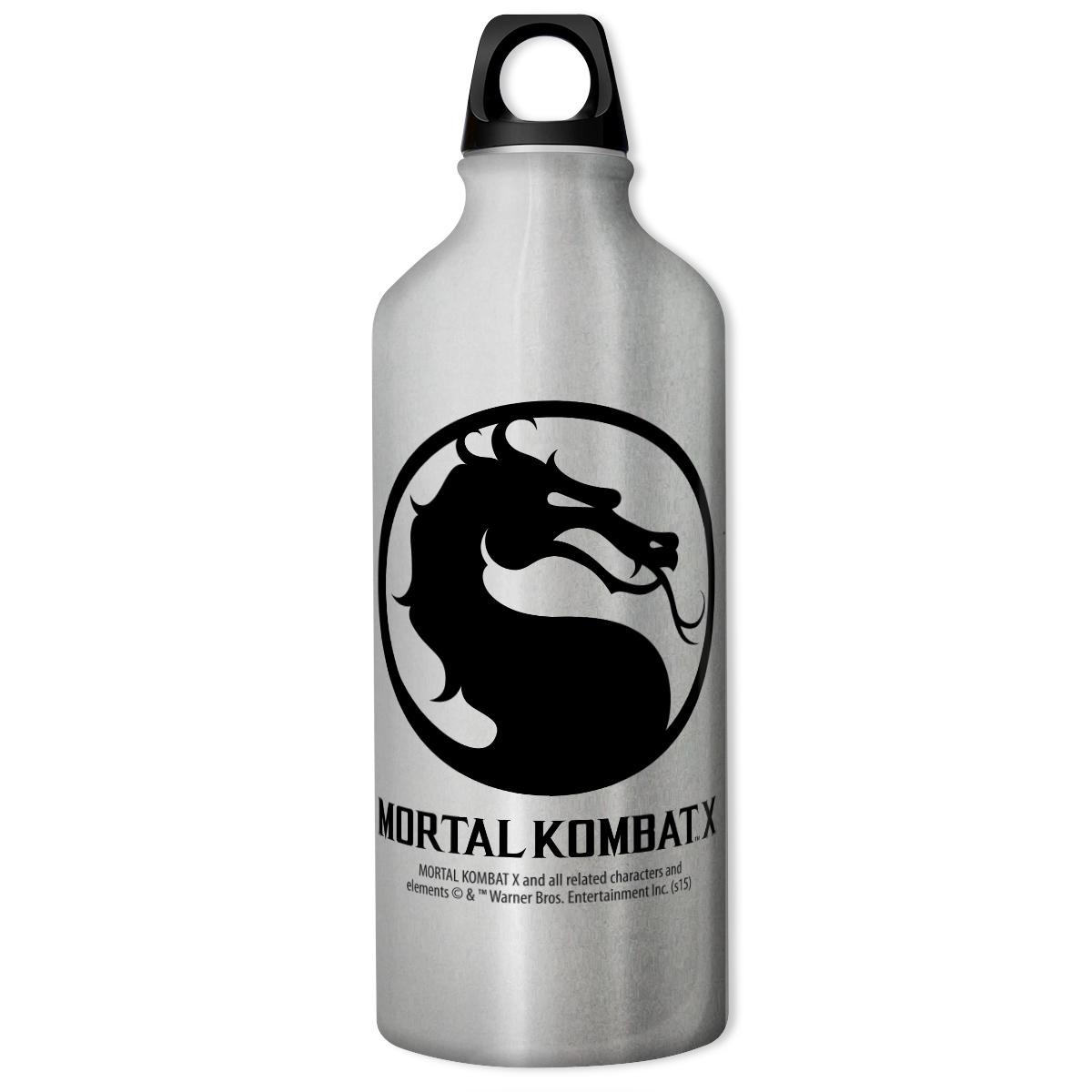 Squeeze Mortal Kombat X Logo