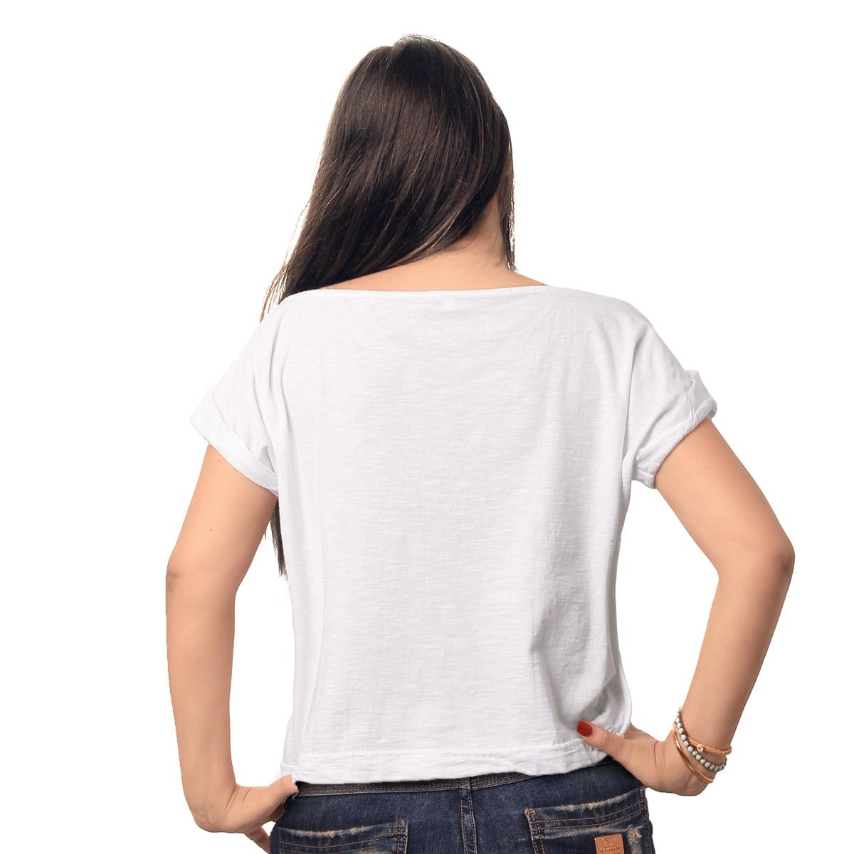 T-shirt Premium Gola Canoa Ivete Sangalo Riso