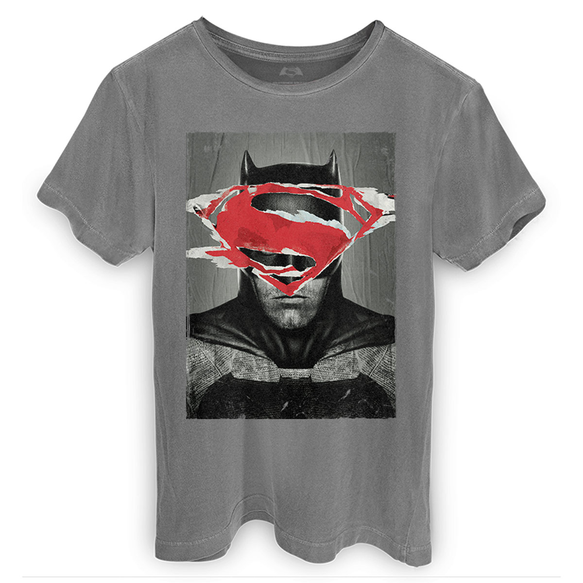 T-Shirt Premium Masculina Batman VS Superman Day VS Night