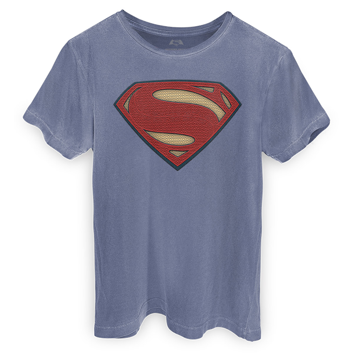 T-shirt Premium Masculina Batman VS Superman Logo Superman