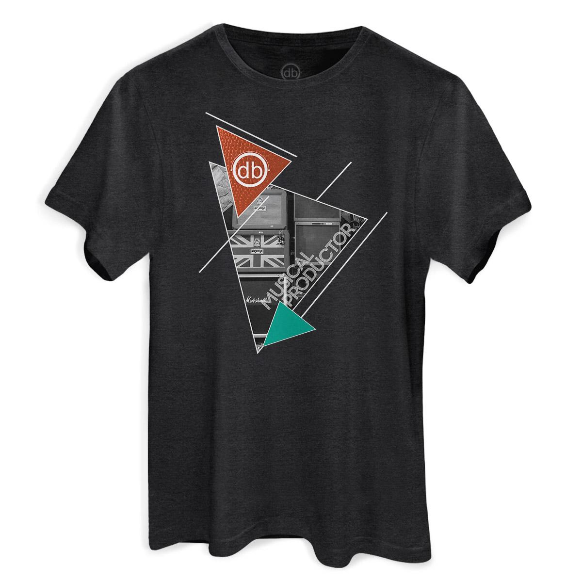 T-shirt Premium Masculina Dudu Borges Musical Productor