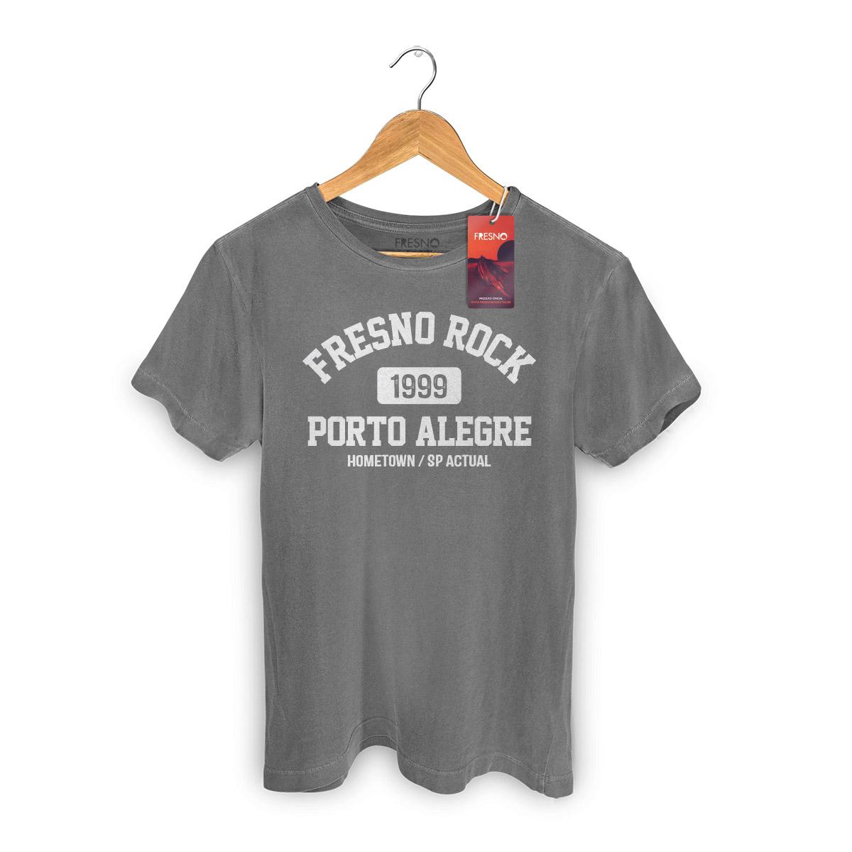 T-shirt Premium Masculina Fresno Rock