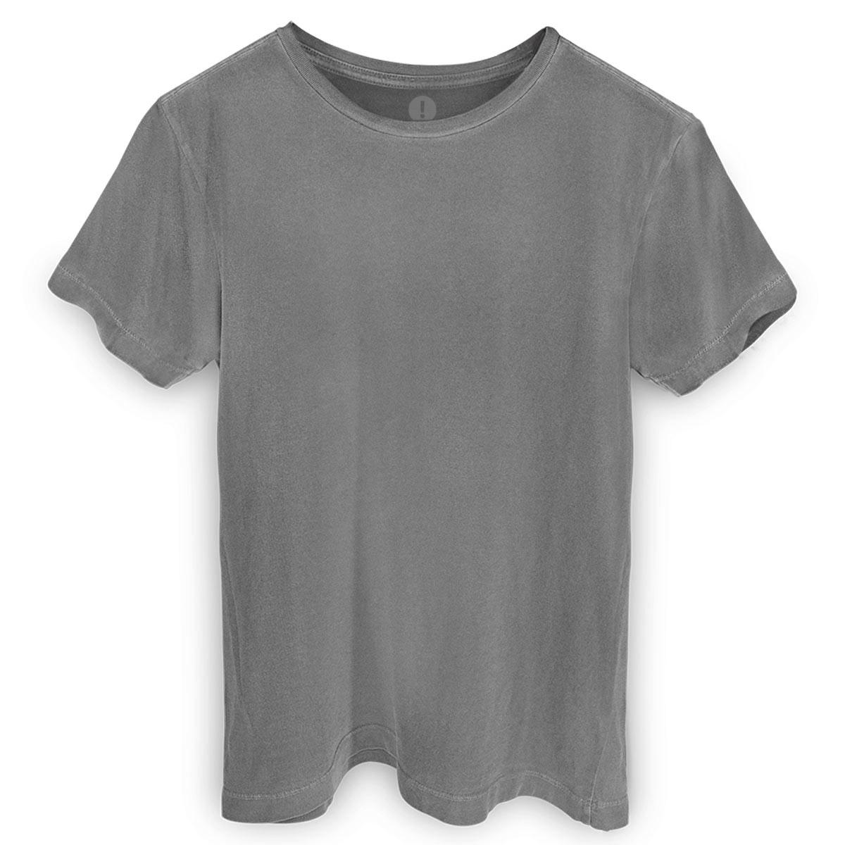 T-shirt Premium Masculina Grafite