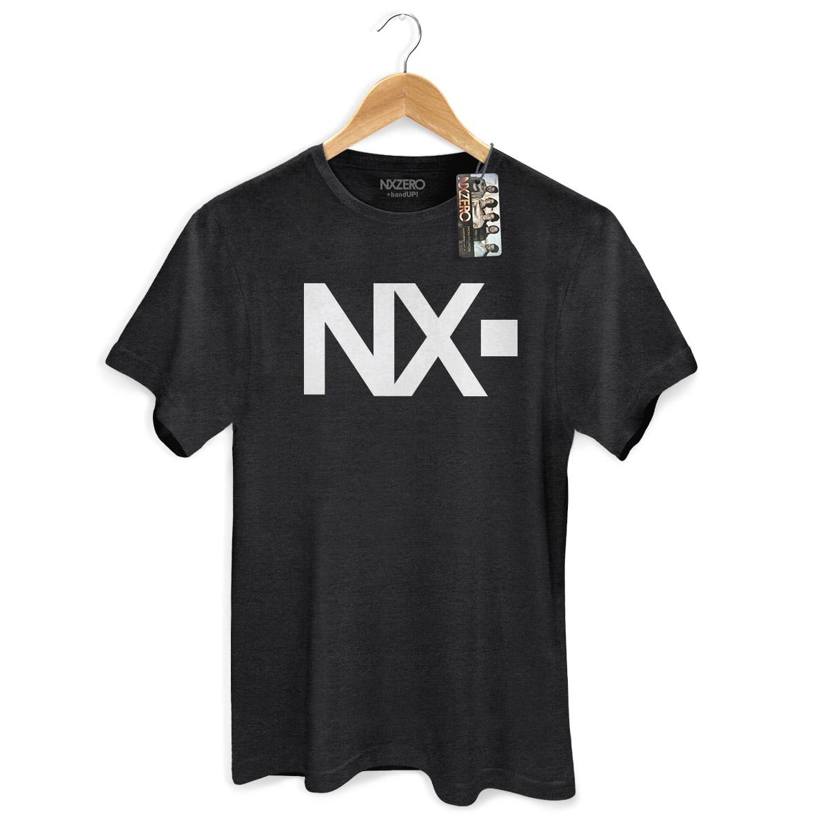 T-shirt Premium Masculina NXZero Logo