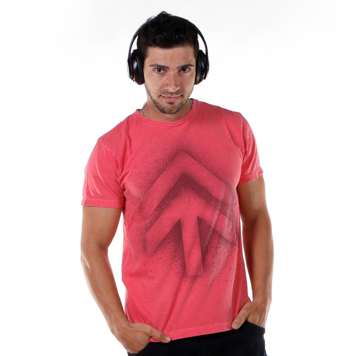 T-shirt Premium Masculina NXZero Norte Modo Avião