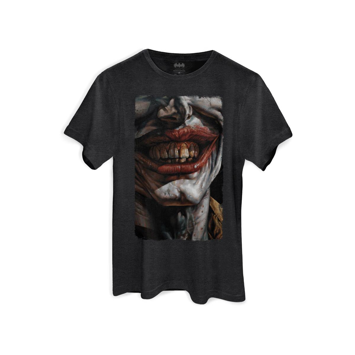 T-shirt Premium Masculina The Joker Darling