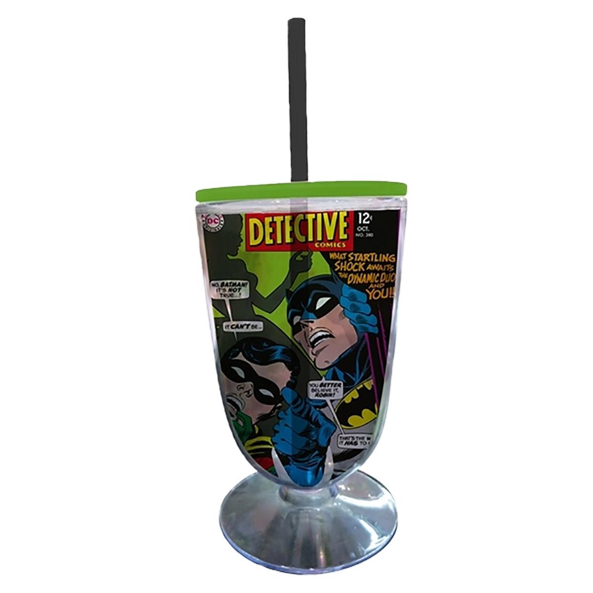 Taça Acrílica Batman And Robin