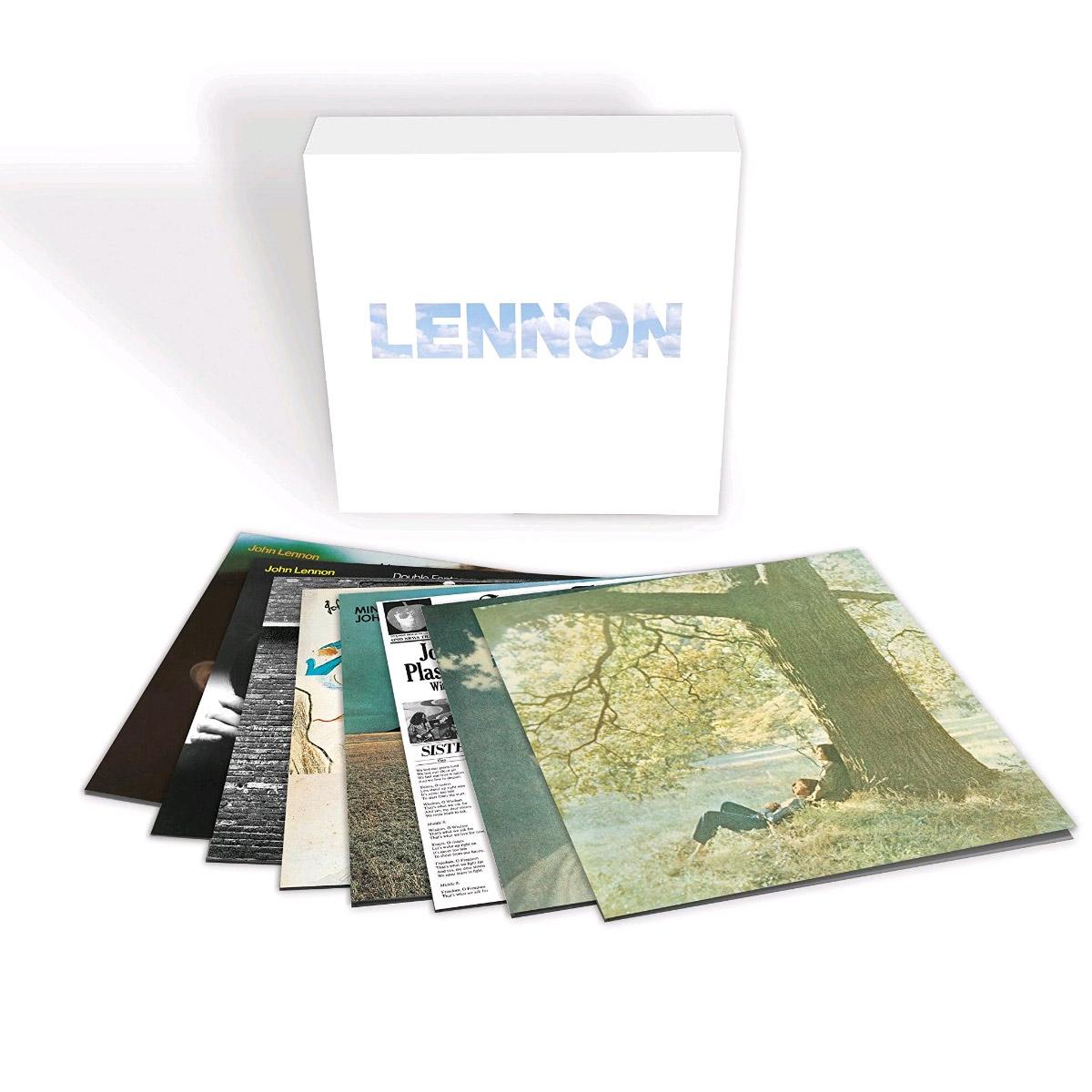 Produto IMPORTADO Vinil Box Set John Lennon