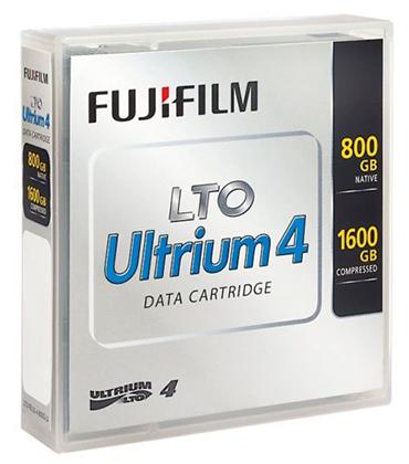 Fita LTO-4 1.6TB - FUJIFILM