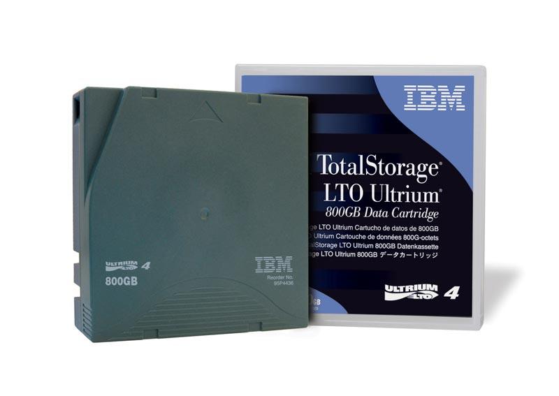 Fita LTO-4 1.6TB - IBM / 95P4436