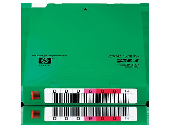 Fita LTO-4 1.6TB - HP / C7974A