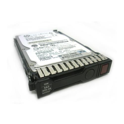 HD Interno HP 2.5 600GB 10K - 642108-001