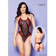 Body Luxo em Renda - Referência Y2053/0104