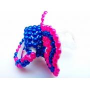 Chupeta Age Play Adulto artesanal - Ref. chu 500/0124 Pink