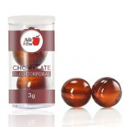 Cápsulas Aroma Chocolate - 2 Unidades bolas explosivas - Refer: CO028/0209