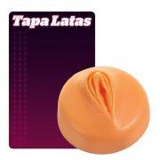 Tapa Lata - forma de Vagina 2 - referência: LT004B/0212