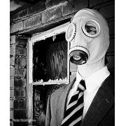 Máscara de Gás GP 5 Estilo Sóviética Borracha -  Ref. GP5/0113