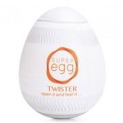 Super Egg - TWISTER - Masturbador - Ref. MAS001/0313