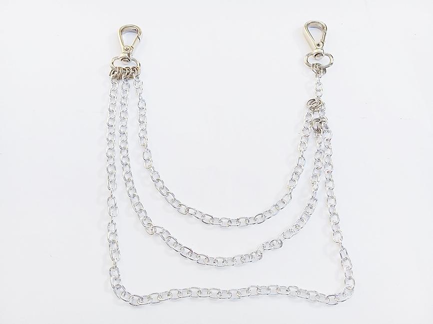 Corrente para calça biju artesanal -  Ref. BIJU 400/0119