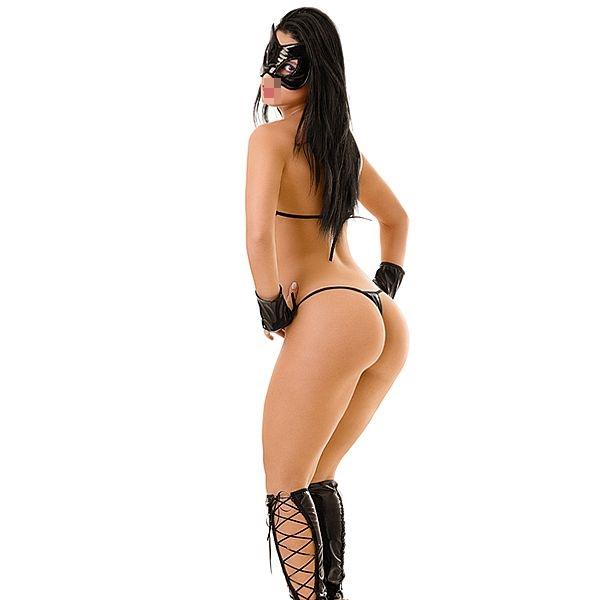 Fantasia Mulher Gato - refer: LIN34/0105