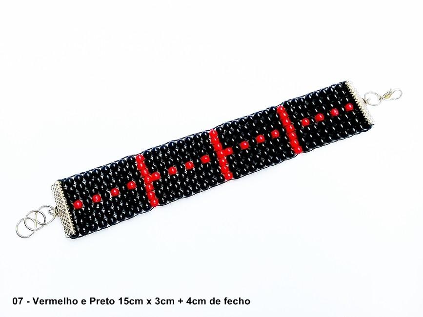 PULSEIRA MIÇANGA BIJU DENNY C FECHO REF MF 600/0119