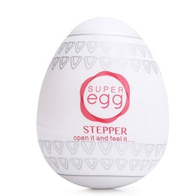 Super Egg - STEPPER  - Ref. MAS001/0313