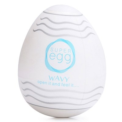 Super Egg - WAVY - Ref. MAS001/0313
