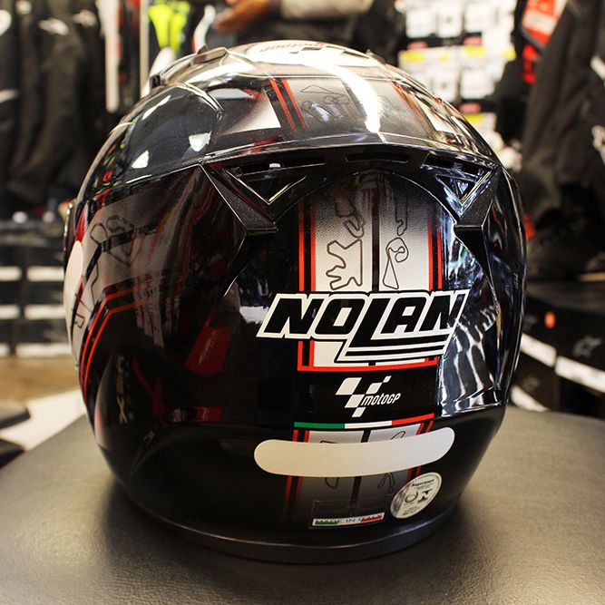 Capacete Nolan N64 MotoGP Cor: 62 - Ganhe Balaclava Exclusiva!  - Planet Bike Shop Moto Acessórios