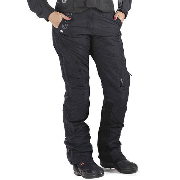Calça Joe Rocket Alter Ego Lady 100% Impermeável - Só XS/PP  - Planet Bike Shop Moto Acessórios